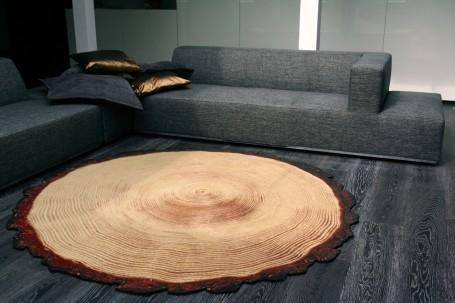 Ausgefallener Designer Teppich