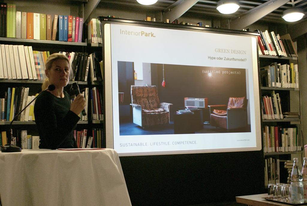 Vortrag InteriorPark. Designcenter