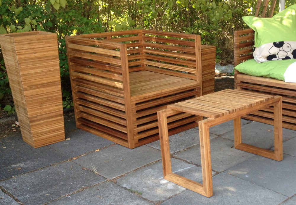 kologische gartenm bel outdoor accessoires interiorpark. Black Bedroom Furniture Sets. Home Design Ideas