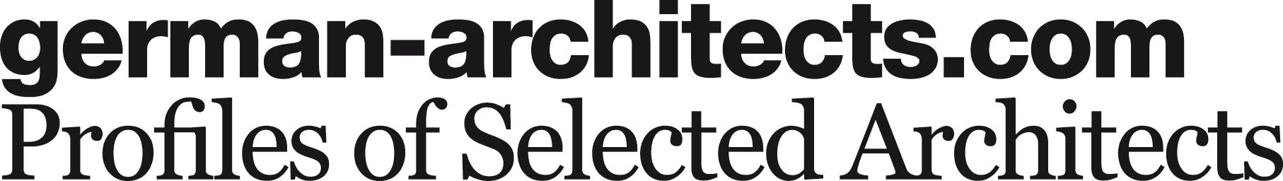 (Deutsch) german architects