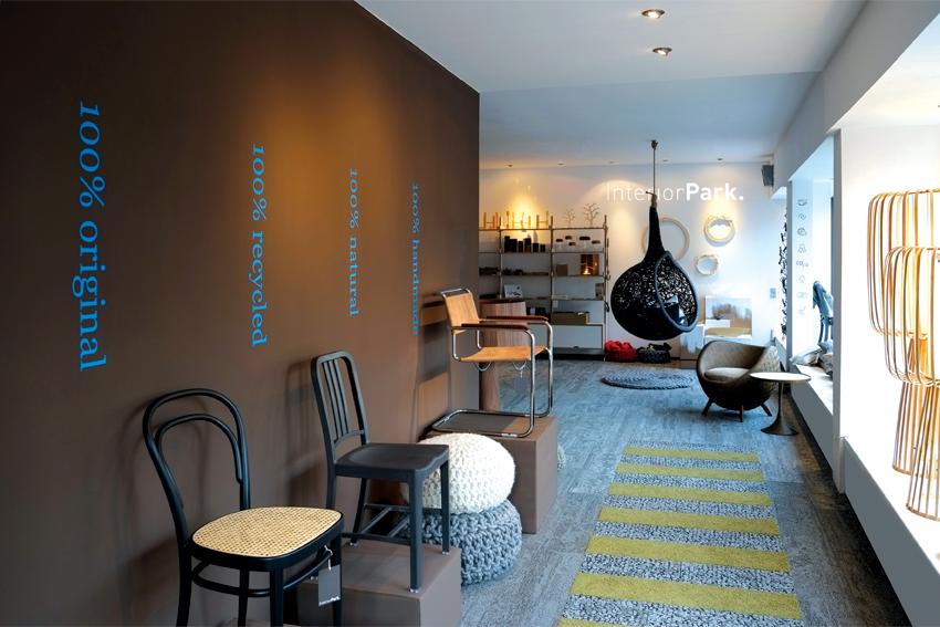 retail design cross channel concept store interiorpark. Black Bedroom Furniture Sets. Home Design Ideas