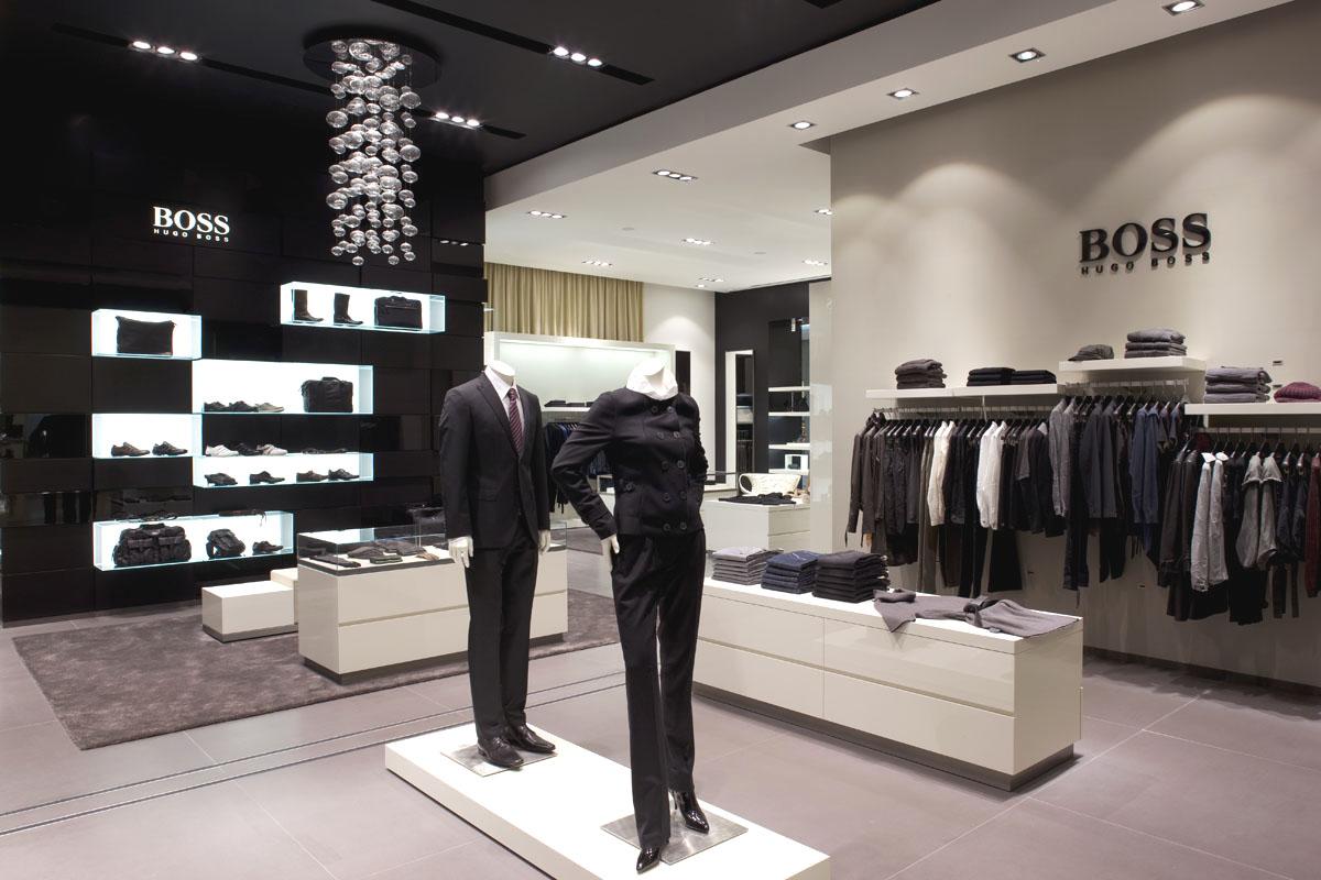 Retail Design und Mark...