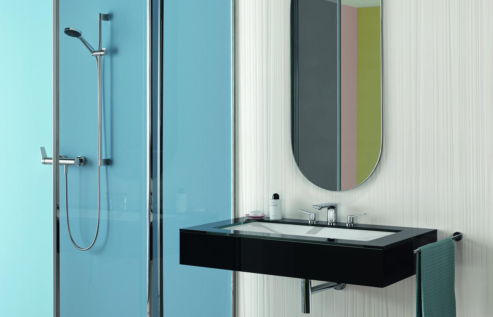 Wassersparende Badarmatur Dornbracht Liss 233 Interiorpark