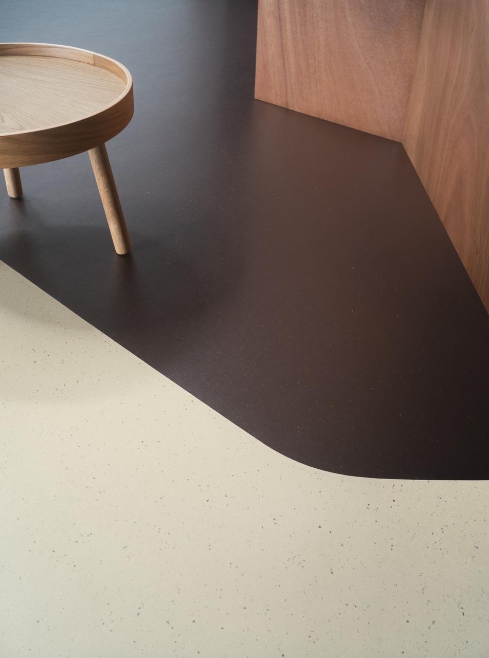 Linoleum Marmoleum Cocoa