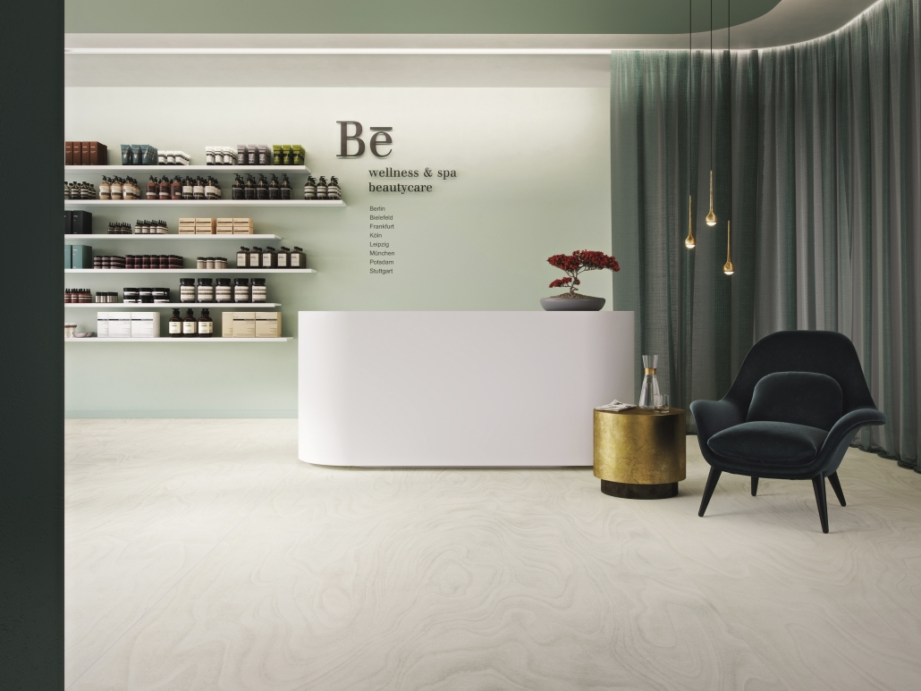 PURLINE organic flooring wineo 1500
