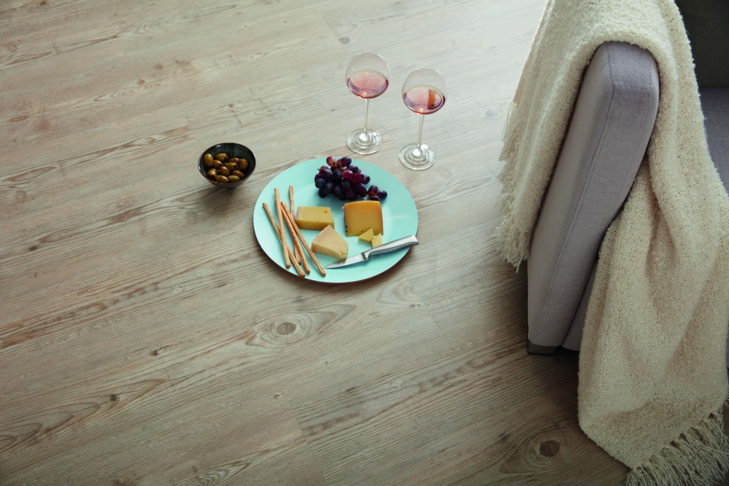 PURLINE organic flooring wineo 1000