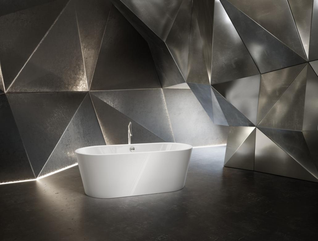 Bathtub MEISTERSTÜCK Classic Duo